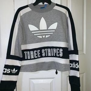 Adidas Three Stripes Crewneck
